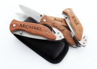 Personalized Pocket Knives
