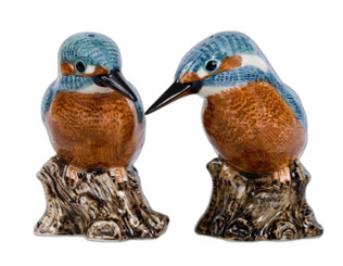 Kingfisher Salt and Pepper