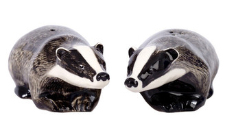 Badger Salt and Pepper
