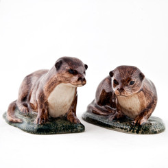 Otter Salt and Pepper