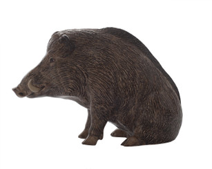 Wild Boar Money Box