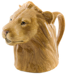 Lion Jug Small 4.25 (10.7cm)