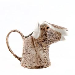 British Toggenburg Goat Jug Medium 4.25'' (10.7cm)