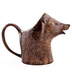 "Hedgehog Jug Large 5.1"" (13cm)"
