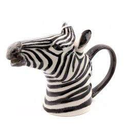 Zebra Jug Medium
