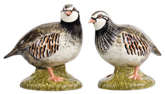 Red Legged Partridge Figures