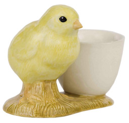 Chick with Egg Cup