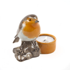Robin Tea Light Holder