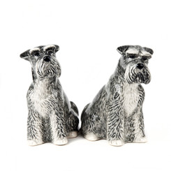 Schnauzer Salt and Pepper