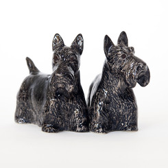 Scottie Salt and Pepper
