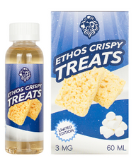 Ethos - Crispy Treat - A warm, sweet and gooey enticing blend of delectable sweet marshmallows baked into an exquisite home made desert!