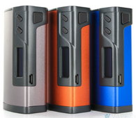 The Sigelei Fuchai 213W TC Box Mod builds directly upon the original 213, integrating Sigelei's flagship chip that is capable of outputting up to 213W paired with one of the most comprehensive temperature control suites in a new, budget friendly chassis that maintains the performance while at a lower price point. Utilizing Sigelei's most sophisticated chipset in its form factor, the Fuchai 213W TC features support for Kanthal, Titanium, Ni200 Nickel, and Stainless Steel heating elements along with wattage output up to the namesake 213W. This is powered via bottom loaded dual 18650 batteries with a sliding and locking mechanism that clicks securely into place and makes battery replacement quick and easy. Showcasing the 213W TC is the inclusion of both TCR (TCR Mode now calculated in Celsius) and TFR functionality with a 5 Coil Memory bank, greatly extending precision and customization. The inclusion of power preheat, in which a user set wattage and time dials output to ramp or decrease appropriately, and a temperature compensation mode that can compensate for fluctuations in temperature, combine to create one of the most sophisticated output capabilities available today on market. The OLED screen features a three column, four row display matrix that provides an amount of essential data at a glance, from detailed battery state and battery life meters to output voltage, resistance, and wattage. Two adjustment buttons are positioned on top of the OLED screen making it ergonomically feasible to use and adjust the Fuchai 213W with a single hand. The chassis design remains the same as the original 213, while moving into a lighter aluminum alloy material that offers a good balance of weight and durability. The Sigelei 213W features a Stainless Steel 510 with a Gold Plated Spring Loaded 510 to ensure consistent connection as well as durability. Maintaining the stellar performance of the 213 while dramatically reducing cost, the Sigelei Fuchai 213W TC Box Mod is a highly affordable yet supremely well balanced performance device,
