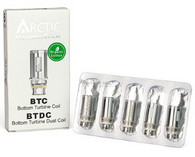 Arctic V2 BTC 0.2 ohm 20-50W 5 Pack