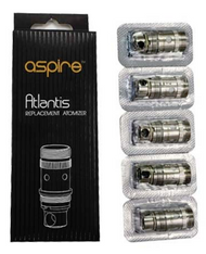 Aspire Atlantis 0.5 ohm 20-30W 5 Pack