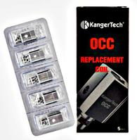 Kanger 1.5 ohm 10-26W 5 Pack