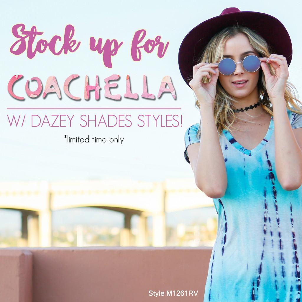 Coachella, Daisies, & The Perfect Dazey Shades