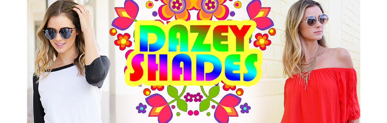 Sunglasses - Dazey Shades - Shark Eyes