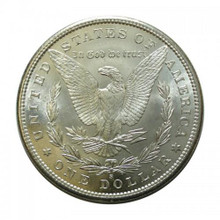 Add this 1881-S Morgan Dollar MS63 to your collection today and take a piece of history home with you.
