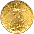 Own this beautiful 1922 $20 Saint-Gaudens Gold Double Eagle MS60 from Park Avenue Rarities for an unbelievable price.