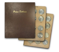 Complete Peace Dollar Set AU