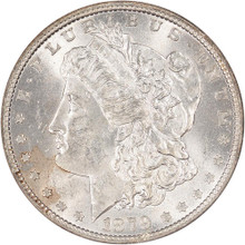Buy your 1879-O Morgan Dollar MS62 online now from Park Avenue Rarities.