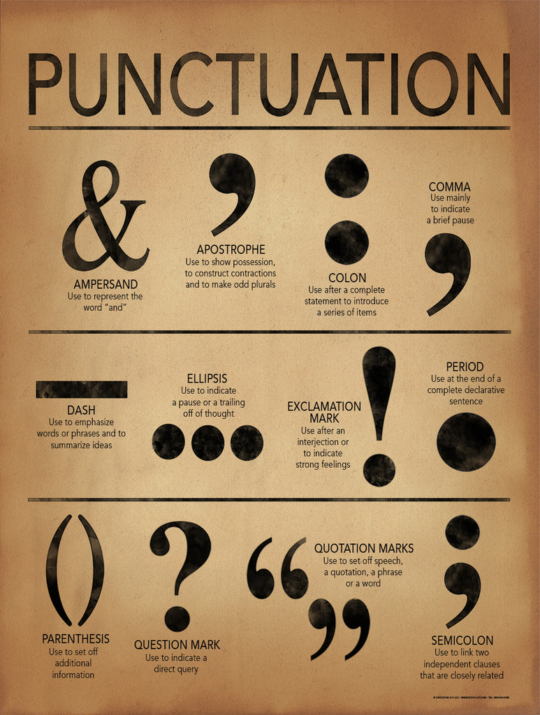 On Semicolons and the Rules of Writing