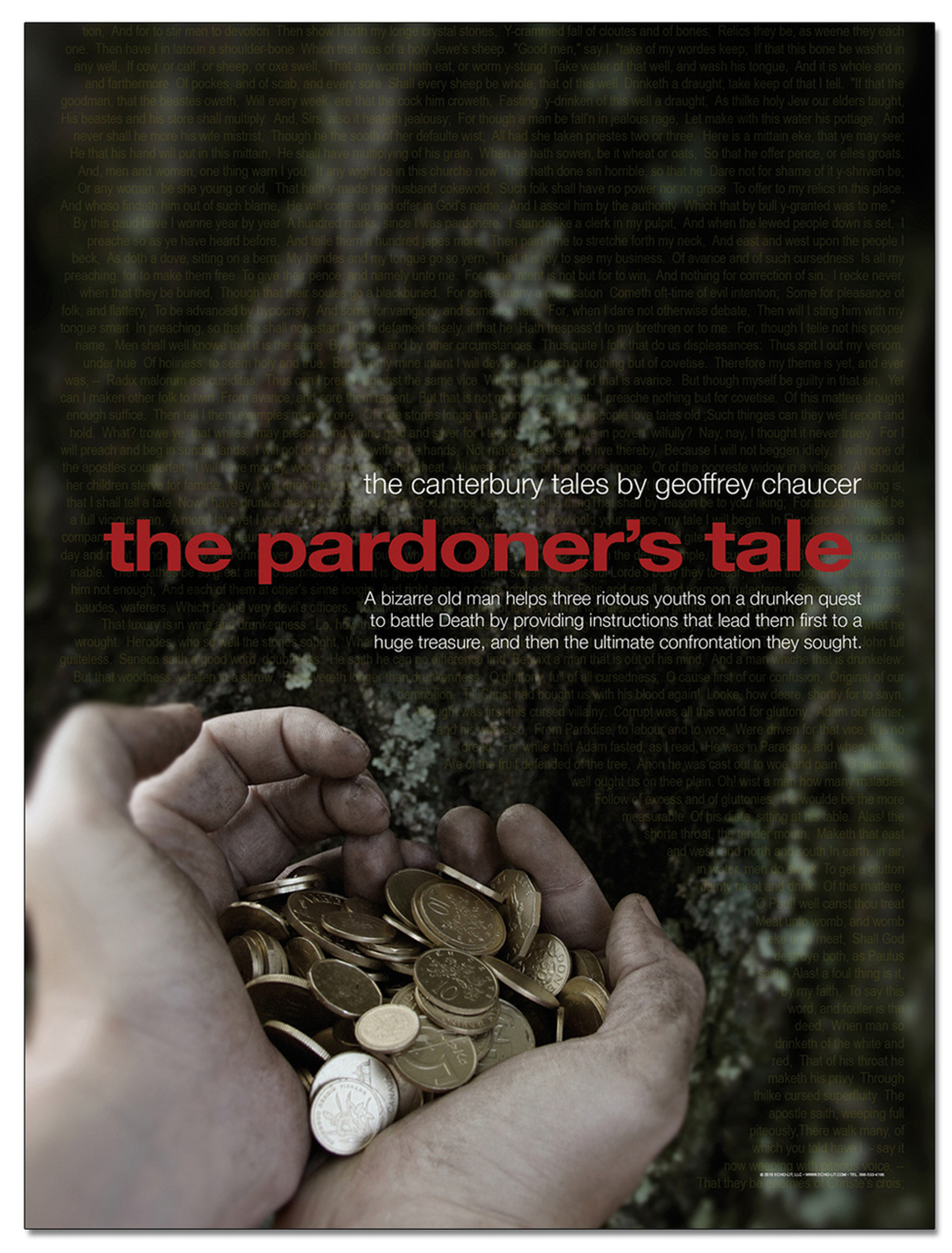 an analysis of the pardoners tale in the canterbury tales by geoffrey chaucer Literary analysis - greed depicted in chaucer's the pardoner's tale chaucer, geoffrey the canterbury tales study guide : summary and analysis of the pardoner's tale | gradesaver in the case of the pardoners tale.
