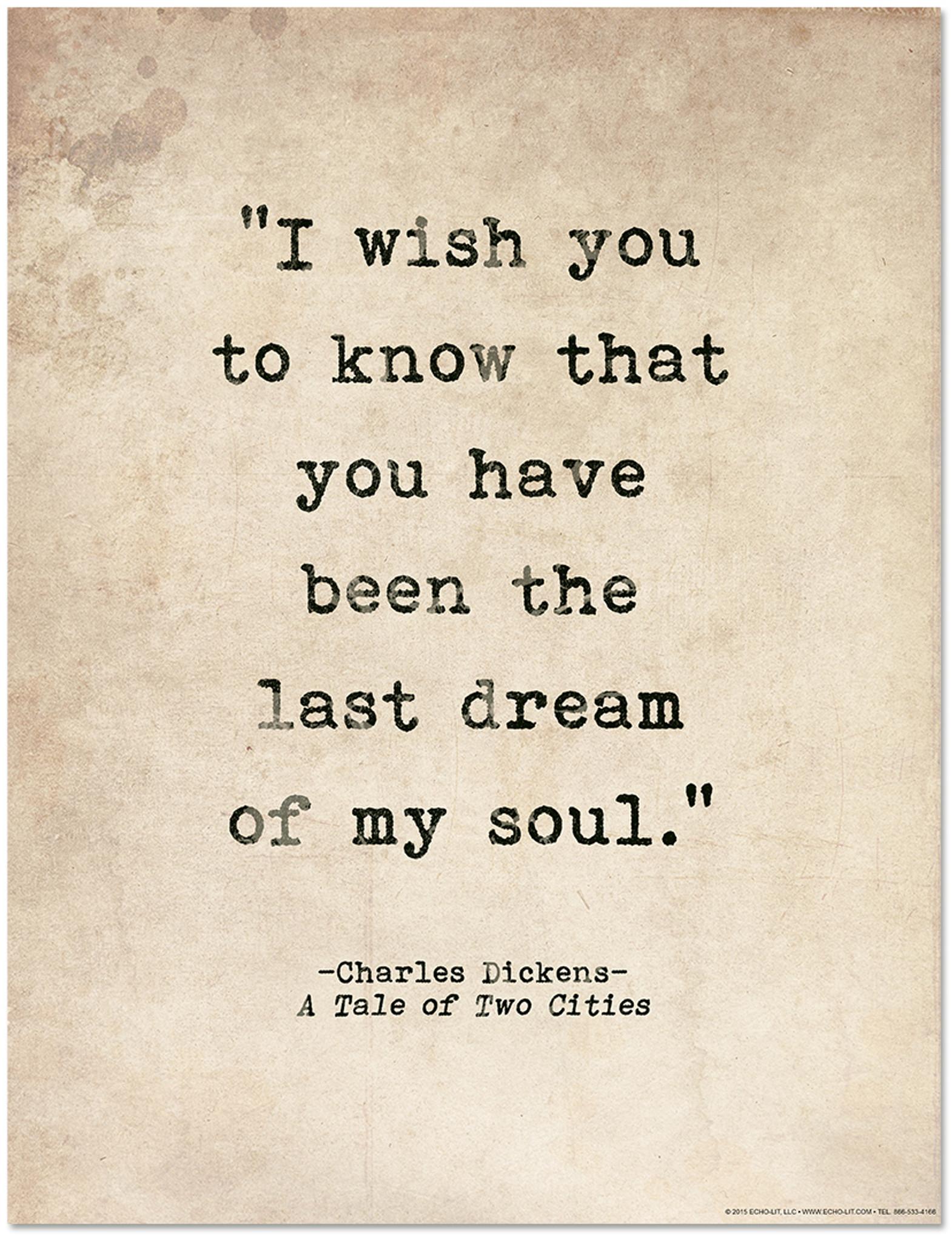 Romantic Quote Poster