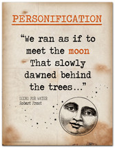 Personification-Literary Terms
