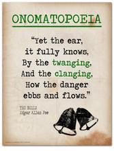 Onomatopoeia-Literary Terms