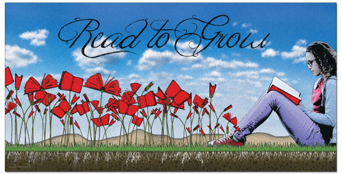 Read to Grow Poster