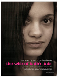 Wife of Bath's Tale Literary Poster