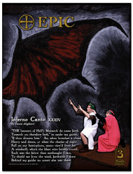 Epic Literary Poster