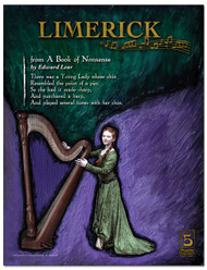 Limerick Literary Poster