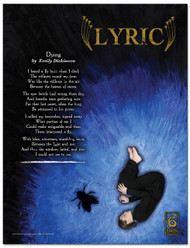 Lyric Literary Poster