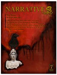 Narrative Literary Poster