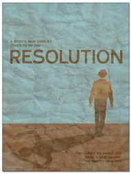 Resolution Poster