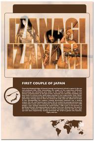 Izanagi and Izanami Poster