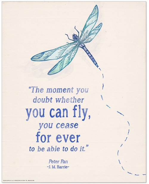 you can fly children 39 s literature inspirational quote