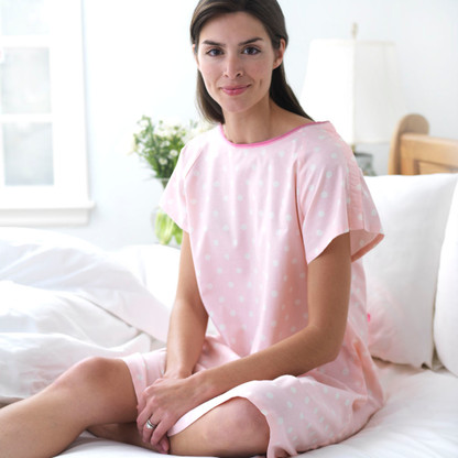 Lucy Hospital Gown