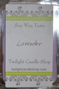 Soy Wax Tarts in clamshell case, clearance prices