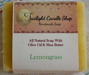 Handmade Natural Soap, Lemongrass