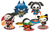 "Skelanimals DC Heroes 3"" Vinyl Figures Assortment"