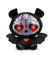 Skelanimals Day of the Dead Diego (Bat) Mini Plush