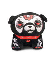 Skelanimals Day of the Dead Maxx (Bulldog) Mini Plush