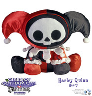 Skelanimals / DC Heroes Harley Quinn Plush