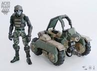 Acid Rain Raptor (Speeder MK.I)(Marine)