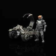 Comic Con 2017 Exclusive: B2Five Stealth MK1e  set