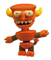 SDCC 2011 Exclusive Futurama Robot Devil Plush