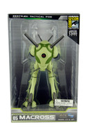 2010 SDCC Exclusive Macross Vinyl Figure Zentradi (Regault) Tactical Battlepod